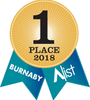 2017 Burnaby A-List Ribbon